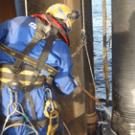 Очистка от ила, масляных и прочих загрязнений обмывом водой, аппаратами высокого давления