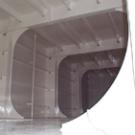 Окраска грузовых и балластных танков судов