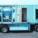 Специальная установка для обмыва водой под высоким давлением- µ-truck