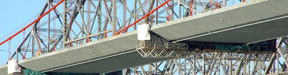 Мосты, путепроводы, гидрозащитные сооружения